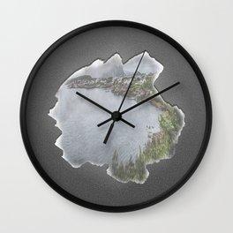lovely life Wall Clock
