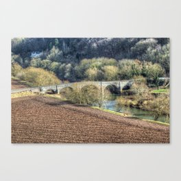Kerne Bridge Canvas Print