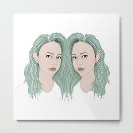 Josie Metal Print