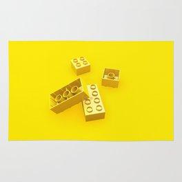 Duplo Yellow Rug