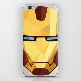 IronMan Fracture iPhone Skin
