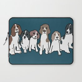 English Springer Spaniels Laptop Sleeve