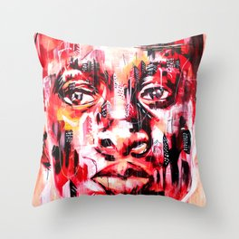 COLLECTIVE MASTERPIECE Throw Pillow