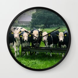 Smile please ! Wall Clock