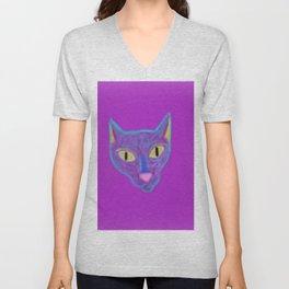 Feline Unisex V-Neck