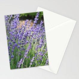 Lavender Wave Stationery Cards