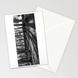 Railway Trees Stationery Cards