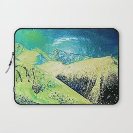 Jasper - Where the Mountains Meet the Sky Laptop Sleeve