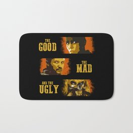 The Good, The Mad, and The Ugly Bath Mat