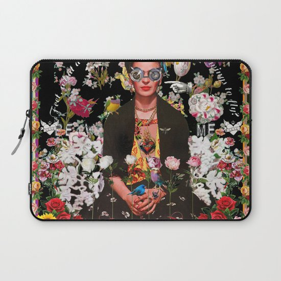 Frida OTT Kahlo You Are Too Much by mentalembellisher