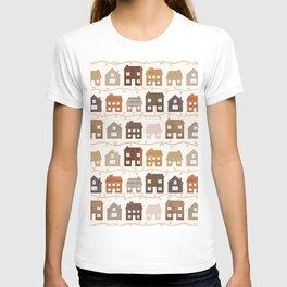 Modern Country Farmhouses T-shirt