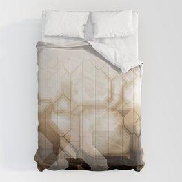 future fantasy sandy Comforters
