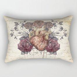Flowers from my heart Rectangular Pillow