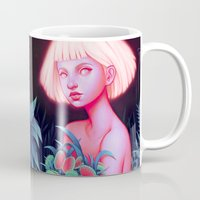 venus Mugs featuring Venus by Joifish