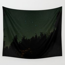 Nightscape at Orcas Island Wall Tapestry