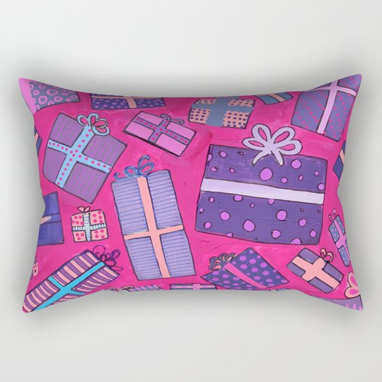 Gifts and presents ! Rectangular Pillow