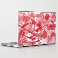 swag Laptop & iPad Skins featuring Blood [SWAG] by SWAG!