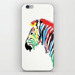 Fresh Paint iPhone Skin