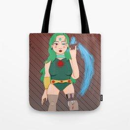 Neptunium Tote Bag
