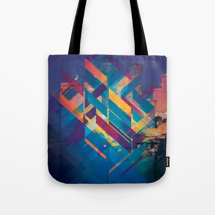 City Sound Tote Bag