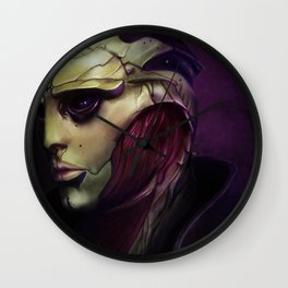 Mass Effect: Thane Krios Wall Clock