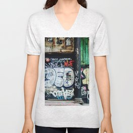 Graffiti NYC Unisex V-Neck