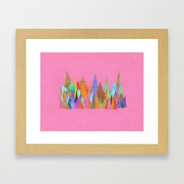 Landscape Sprouts 1 Framed Art Print