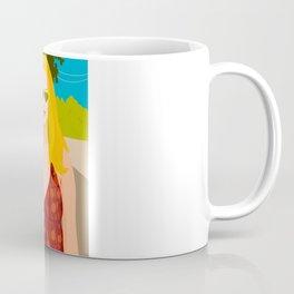 Roller Girl Coffee Mug