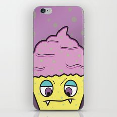 Cupcake Monster!  iPhone & iPod Skin