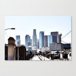Love Angeles Canvas Print