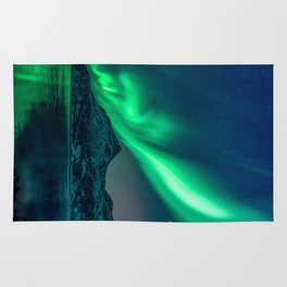 Aurora Borealis (Northern Lights) Rug