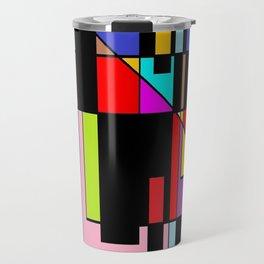 Muchos colores Travel Mug