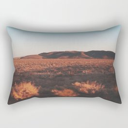 Desert Tranquility Rectangular Pillow