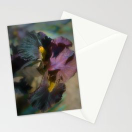 velvet iris Stationery Cards