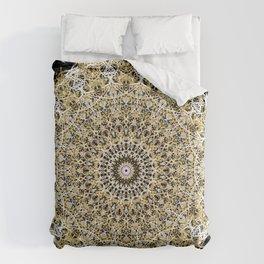 Gold Platinum Light Code Comforters