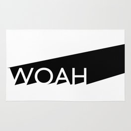 WOAH Rug