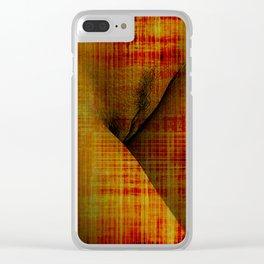 PETITOISEAU Clear iPhone Case