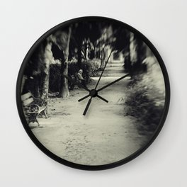 Time Waits For Nobody Wall Clock