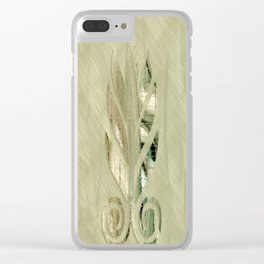 Wepwawet Clear iPhone Case