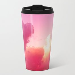 The battle of the light and shadow Travel Mug