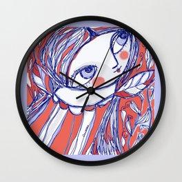 Soul of Joy 2 Wall Clock