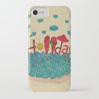 holiday iPhone & iPod Cases featuring Holiday by ezgi karaata