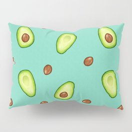 Off With Their Pits Pillow Sham