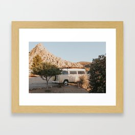 Van Life Framed Art Print