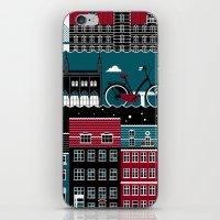 copenhagen iPhone & iPod Skins featuring Copenhagen by koivo