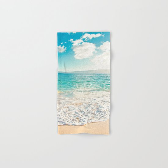 Big Beach Hand & Bath Towel