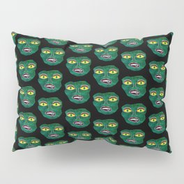 Scary Face (Mask) Pillow Sham