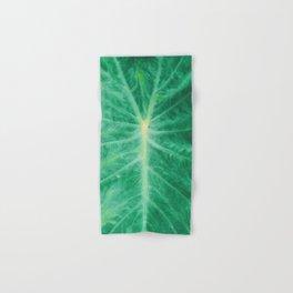 Colocasia Esculenta Hand & Bath Towel
