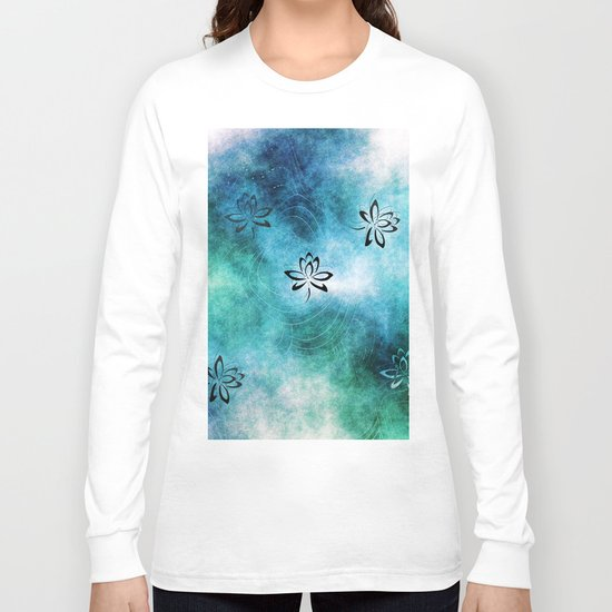 Pattern 2017 008 Long Sleeve T-shirt