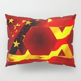 UNITED STATE OF ISREAL 011 Pillow Sham